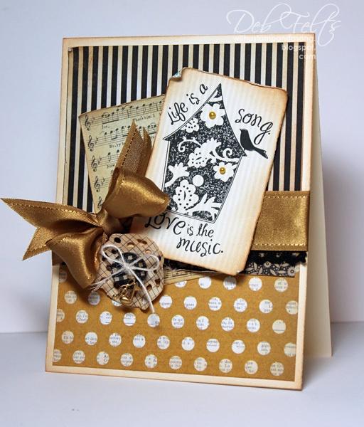 loveCardmaking Inspiration, Cards Ideas, Beautiful Cards, Cards Scrapbook, Halloween Colors, Masculine Cards, Birdhouses Cards, Paper Crafts, Deb Felt