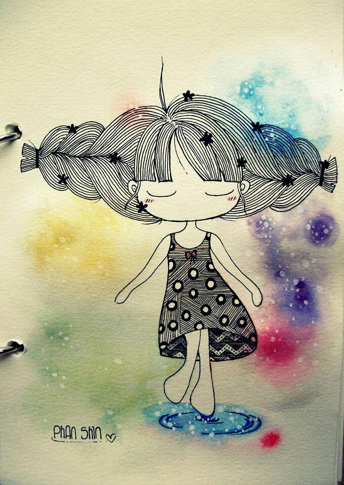 #little.girl.in.galaxy#arcline#