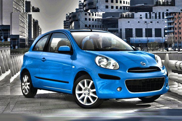 Nissan Micra - Simotas car rental Kefalonia - Car hire - Rent a car
