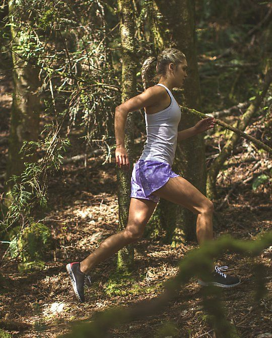 Shorts that will take you from the track to the trails | Fresh air never felt so good.