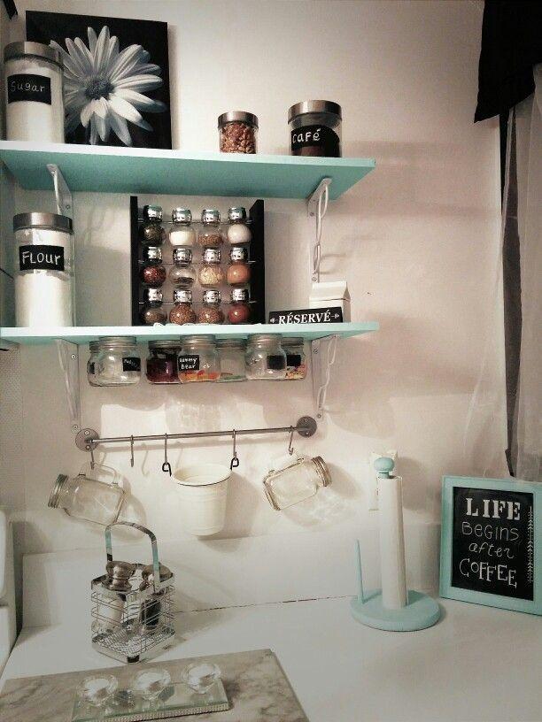 Small Kitchen wall