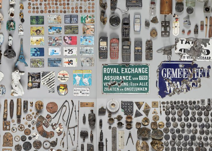 Dig into an Incredible Compendium of Objects Excavated