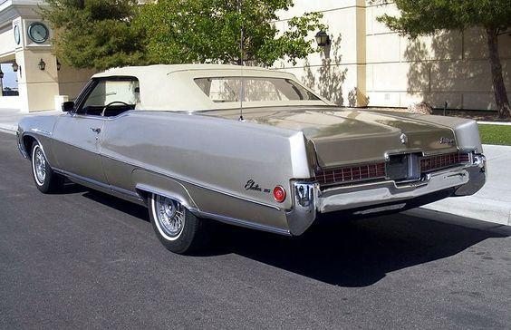 Deuce and a Quarter… 1969 Buick Electra 225 convertible