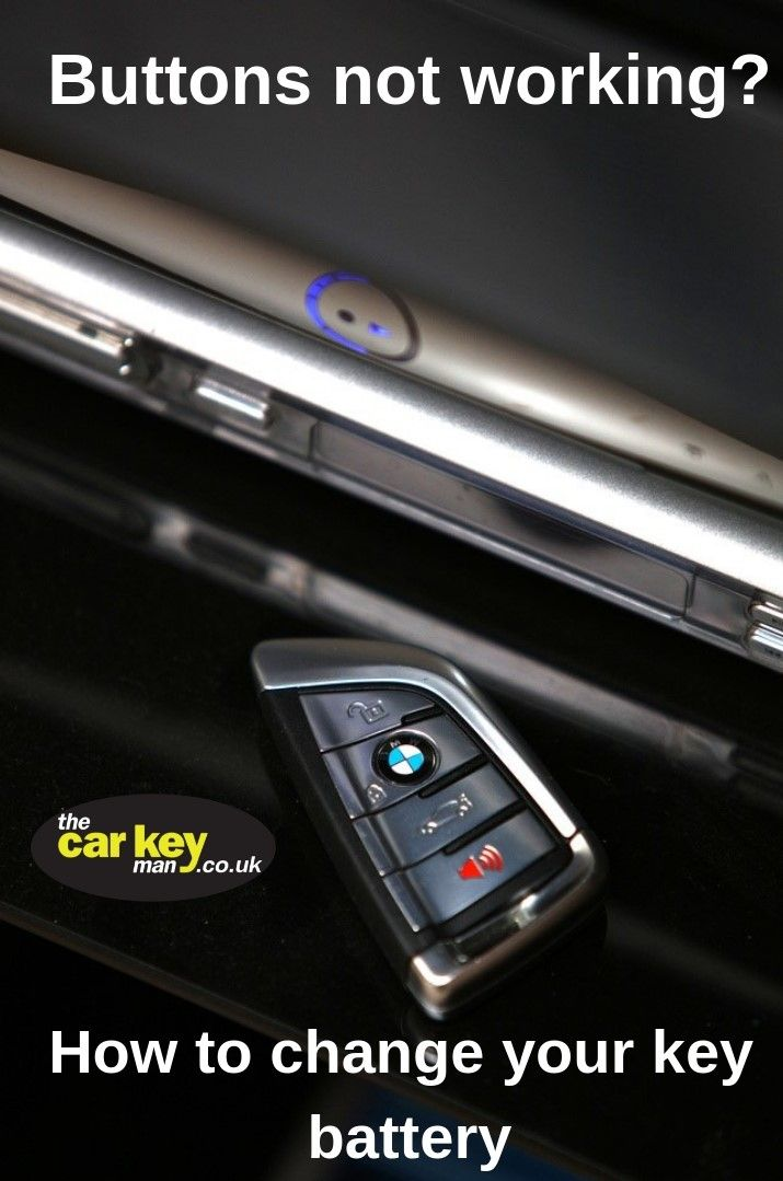 If You Re Having Trouble With You Bmw Car Key Buttons Maybe You