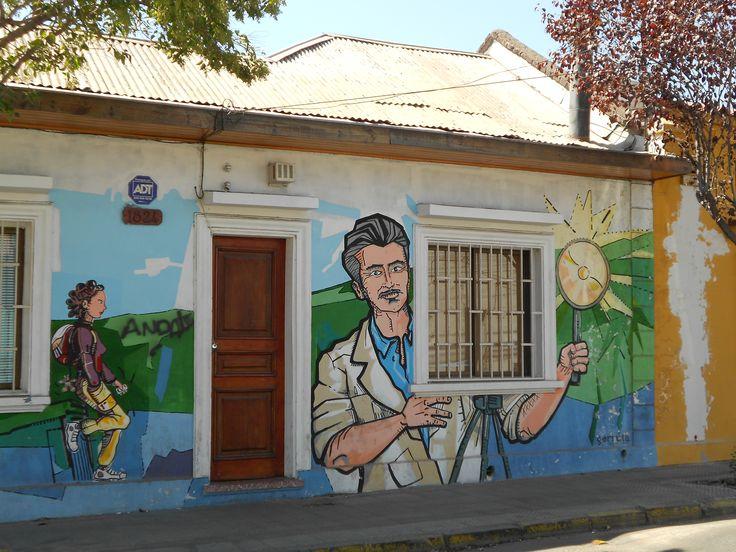 Ñuñoa, Santiago, Chile.