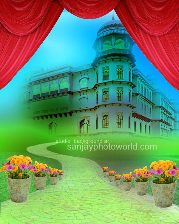 Full Hd Photoshop Studio Background 4x6 Psd