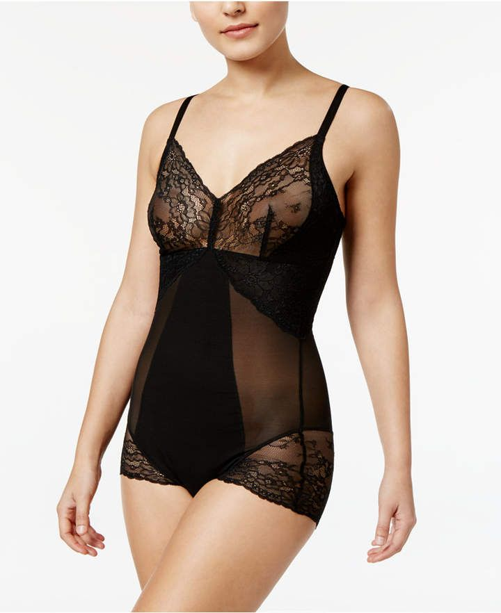 24515fe3edc Women s Spotlight on Lace Bodysuit 10119R  accents figure Beautiful ...