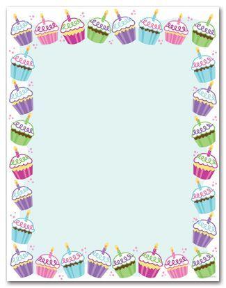 Cupcake stazionario gratis |  ... Personalizza la tua carta con back'any di layout di tesi gratuitamente: