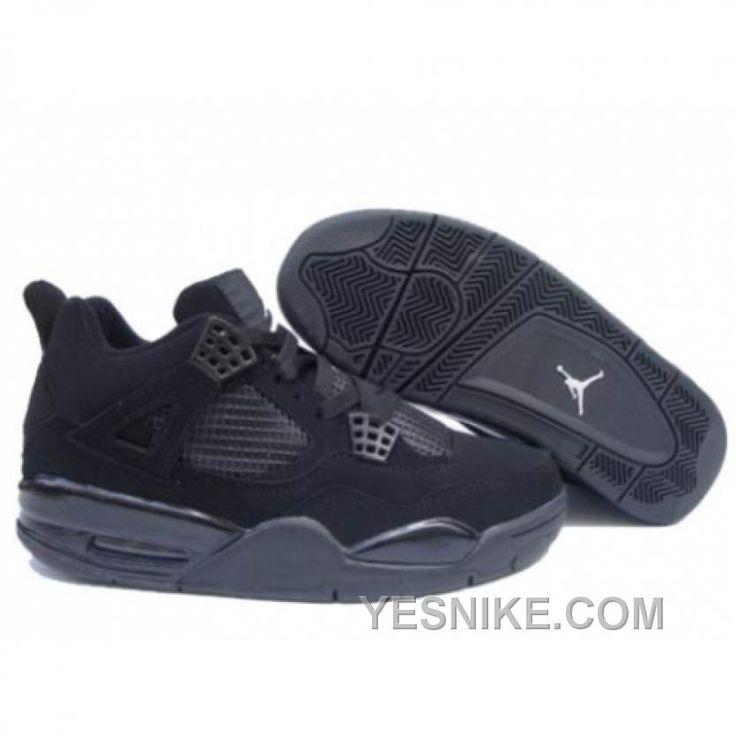 Air Jordan Retro 4 Black 308497 cheap Jordan If you want to look Air Jordan  Retro 4 Black 308497 you can view the Jordan 4 categories, there have many  ...