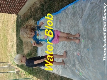 water blob tutorial by There's Just One Mommy