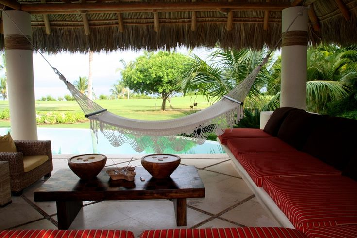 IVHE Home Exchange - Punta Mita Golf Course Oceanfront Villa, Mexico.http://www.ivhe.com/property/listing0485.php