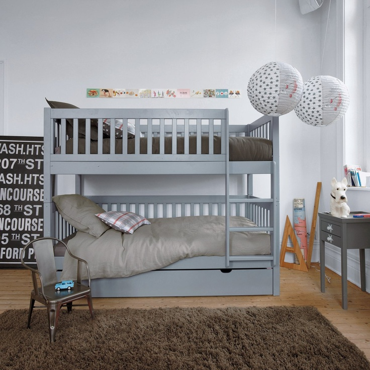 1000 id es sur le th me lit superpos ikea sur pinterest applique murale ik - Lits superposes ampm ...