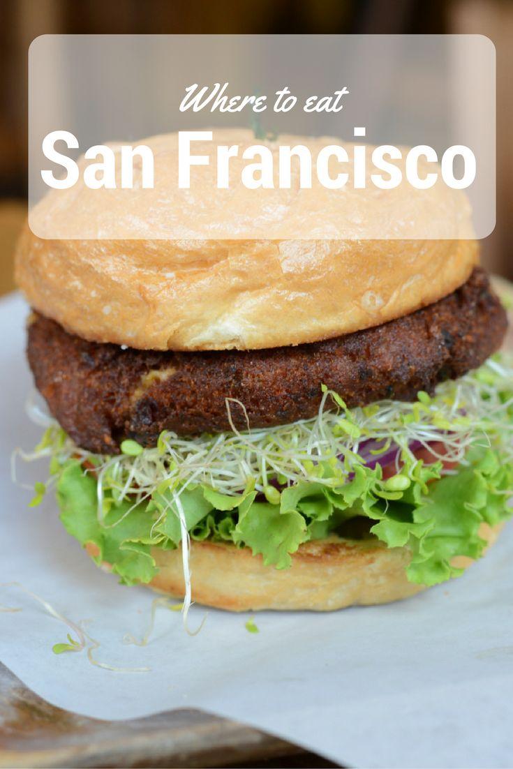 Food Guide San Francisco // Veggie // deutsch