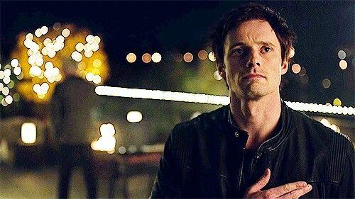 """I Love You""  Bradley James as Lowell Tracey in IZombie. This scene still breaks my heart"