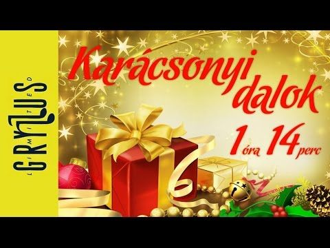 Karácsony dalok (dalok, zenék a Gryllus Kiadó válogatásában)