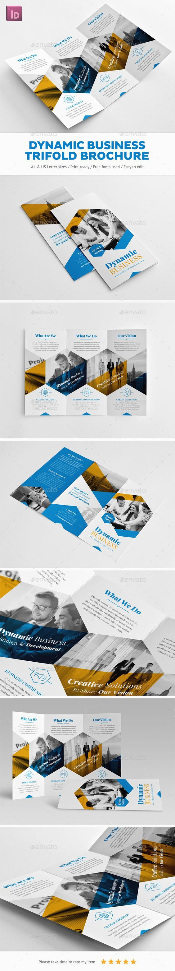 create company brochure online free