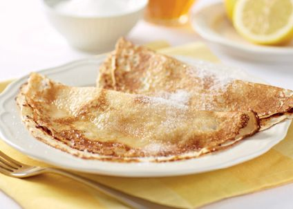 Follow this simple, yet delicious, pancake recipe for the perfect Pancake Day!