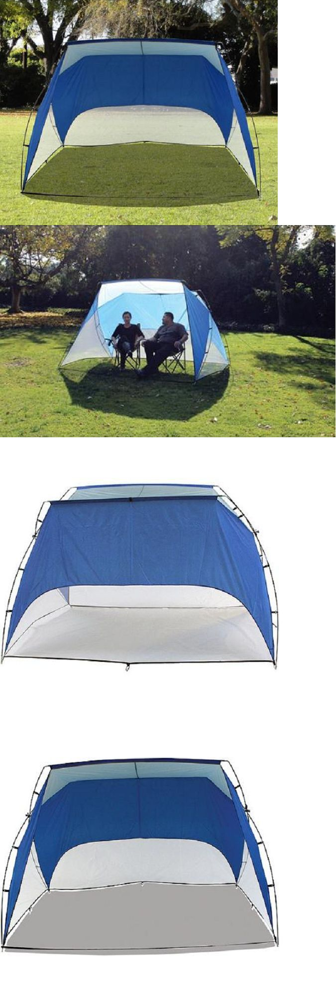 Canopies and Shelters 179011: Beach Tent Pop Up Shelter Sun Shade Canopy Sports Umbrella Instant Shack New -> BUY IT NOW ONLY: $57.49 on eBay!