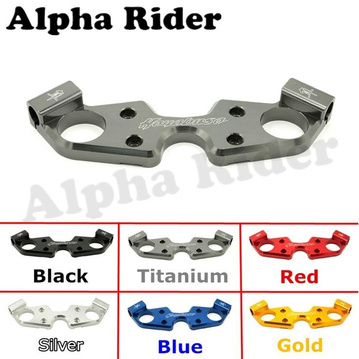 61.18$  Watch now - http://ai1am.worlditems.win/all/product.php?id=32721448085 - Lowering Triple Tree Upper Top Clamp for SUZUKI Hayabusa GSXR 1300 08-14 13 12 11 10 09 Black/ Silver/ Gold/ Red/ Titanium/ Blue