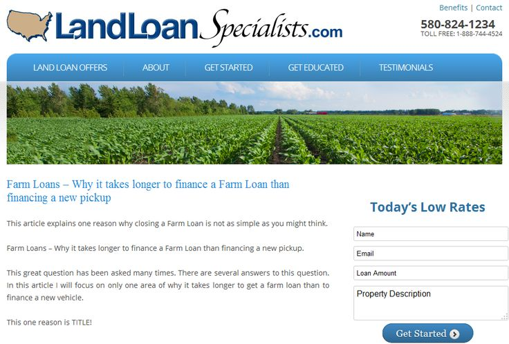 Financing Rural Oklahoma Communities & Agriculture