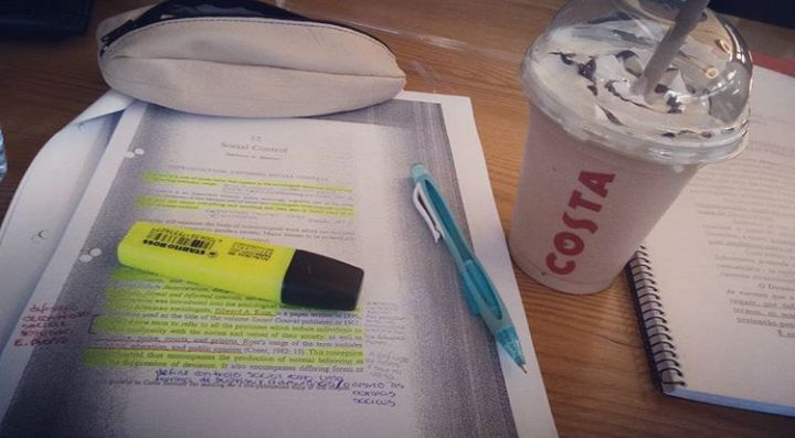 """CostaCoffee #chocolate #milkshake"