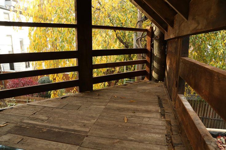 Gennaro Brooks-Church treehouse