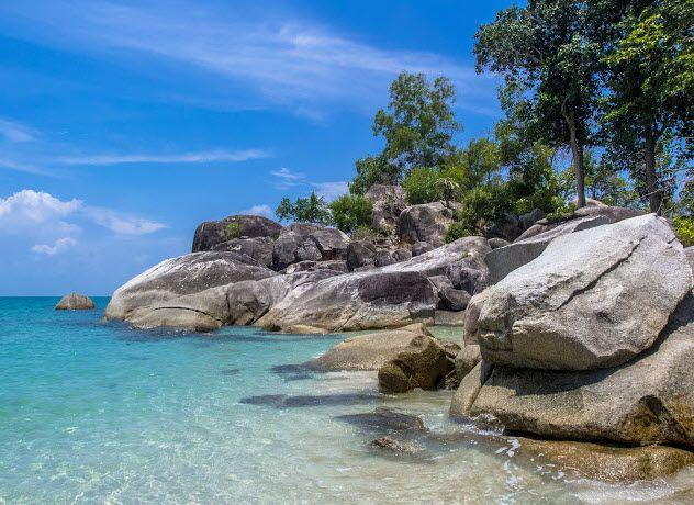 Lengkuas Island, Bangka Belitung - Indonesia