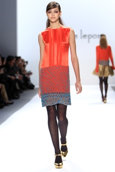 50 of the Dreamiest Dresses From Fall 2012 Fashion Week | Fall Fashion ...