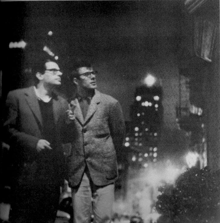 allen ginsberg and the beat generation Analysis of allen ginsberg's  which dubbed the beats a 'silent generation, ' that led to allen ginsberg's retort in his poem  the fifties beat generation,.
