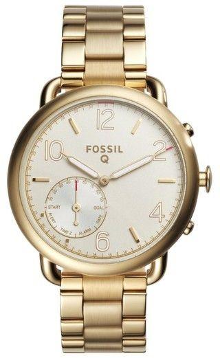 Women's Fossil Q Tailor Smart Bracelet Watch, 40Mm