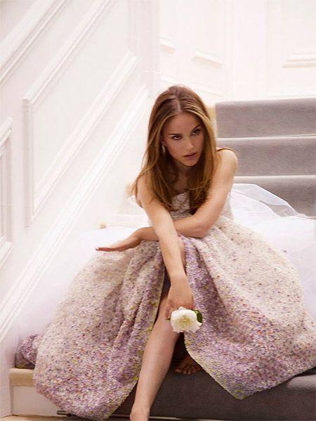 Сбежавшая невеста: новый фильм Miss Dior с Натали Портман