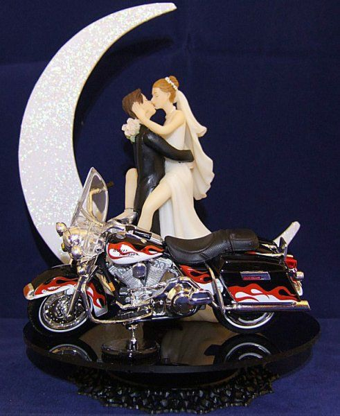 wedding cake topper harley davidson motorcycle 463 best images about biker wedding on skull 26335