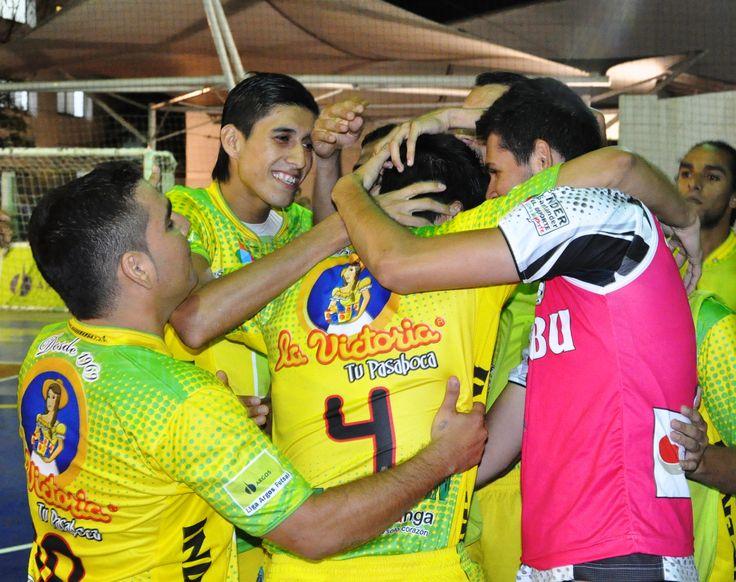 #RealBucaramanga se llevó los tres puntos de la 'Arenosa'. Derrotó 3-2 a #IndependienteBarranquilla por la cuarta fecha. #FútbolRevolucionado