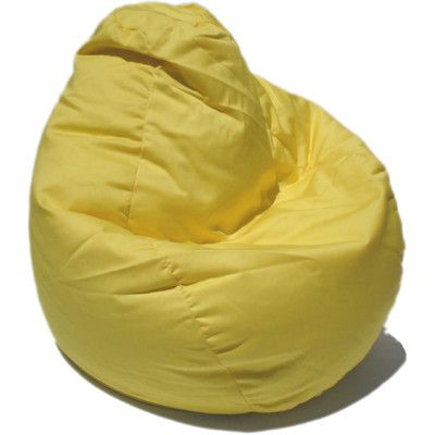Bean Bag Chair Color Yellow