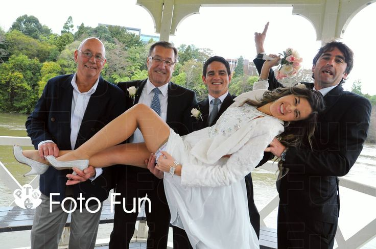 Mark & Daniela. You have got to have fun in your wedding!
