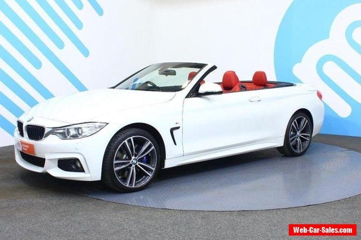 2016 BMW 4 Series 3.0 TD 435d M Sport Auto xDrive 2dr #bmw #other #forsale #unitedkingdom