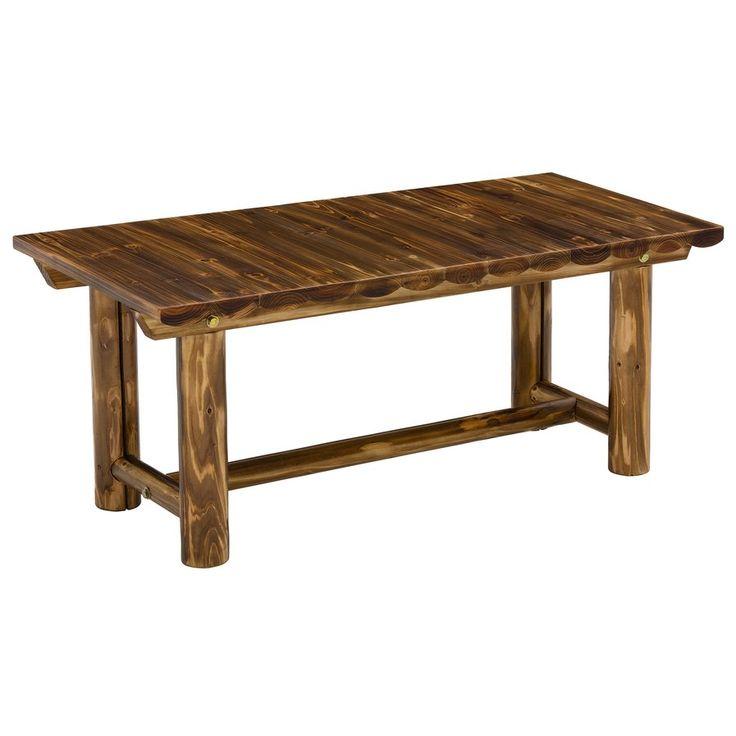 Salontafel Linteloo Aulia.Linteloo Log Coffee Table Table