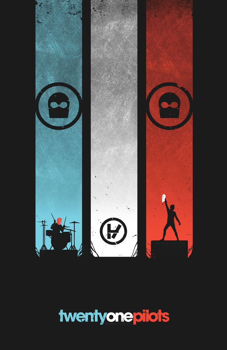 Top by Tyler Wetta Twenty one pilots wallpaper, Twenty