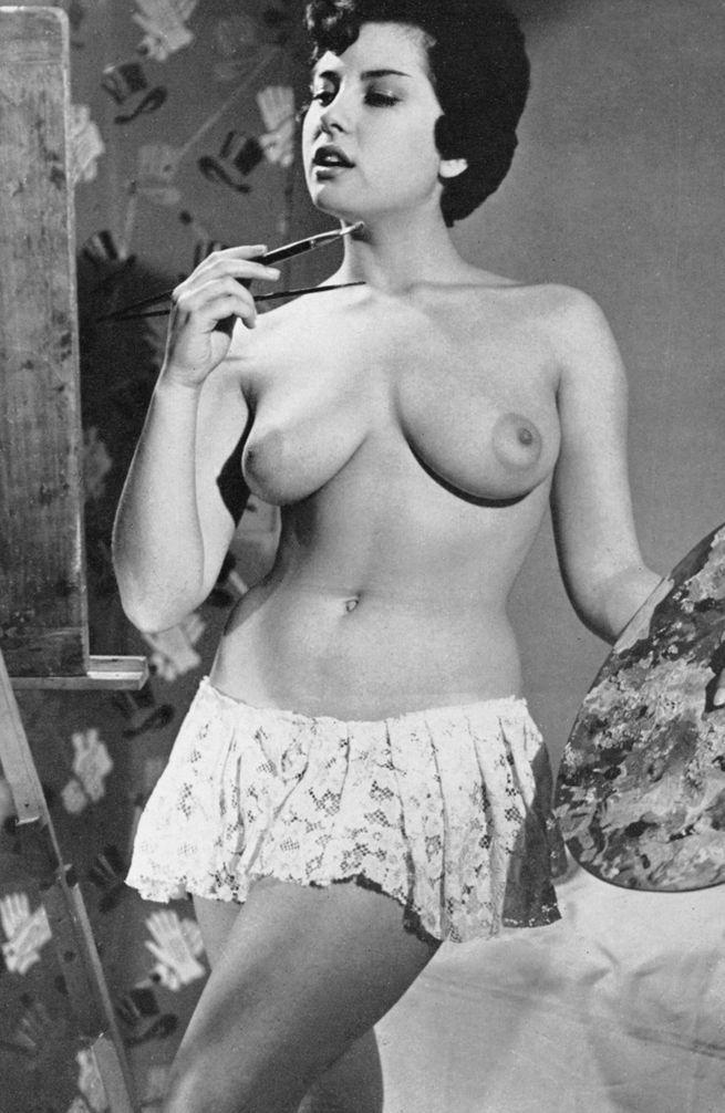 Joan rivers topless