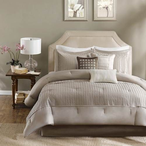 Madison Park Trinity Taupe Bedding By Madison Park Bedding, Bed Sets,  Comforters, Duvets