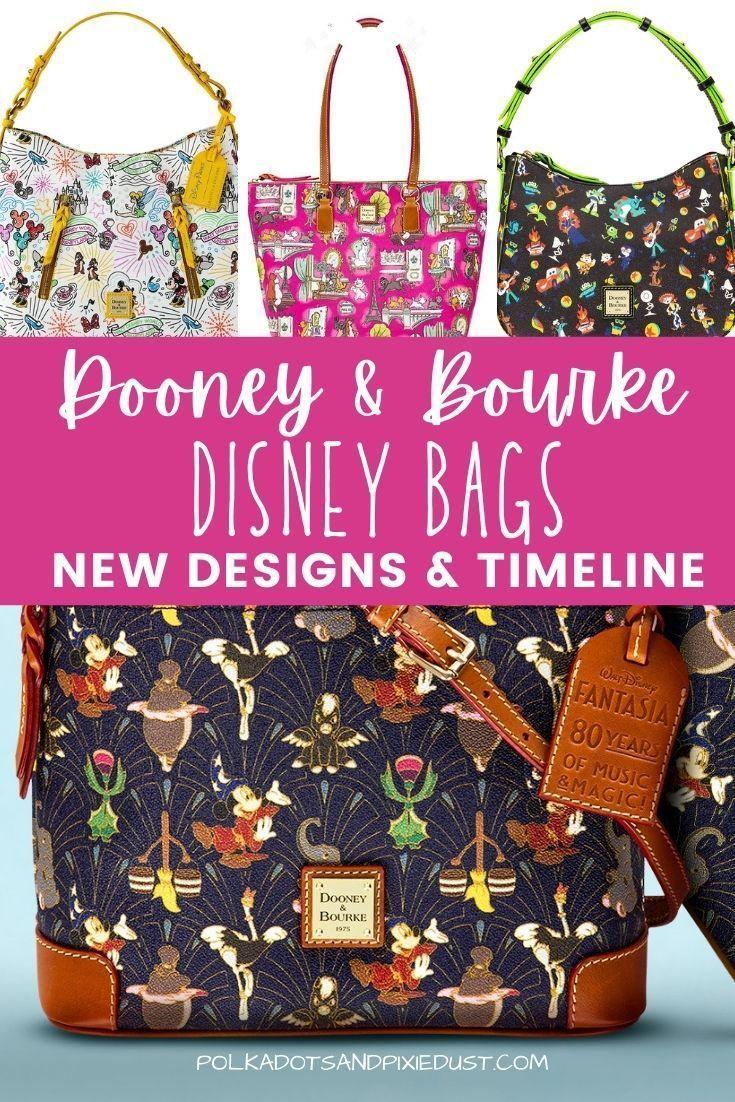 Disney Dooney And Bourke Christmas 2021 Release Date Dooney And Bourke Disney Bags 2021 Release Timeline Dooney And Bourke Disney Disney Gifts Disney Bag