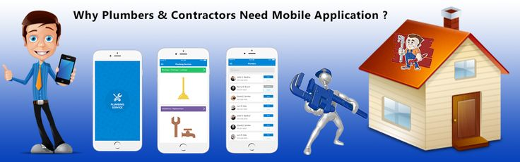 At present, the competition in construction market is increasing with the blink of eye; that is the reason contractors and plumbers are adapting Mobile Apps and Cloud Services to help them work more effectively in the field while keeping costs down.