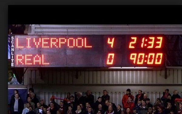 Nawet najstarsi kibice Liverpoolu nie pamiętają tych czasów chwały • FC Liverpool kiedyś wygrywał wysoko z Realem Madryt • Zobacz >> #liverpool #real #realmadrid #football #soccer #sports #pilkanozna
