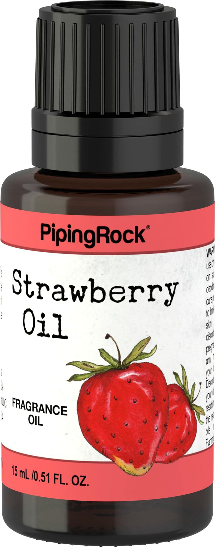 Strawberry Fragrance Oil | Piping Rock Health Products