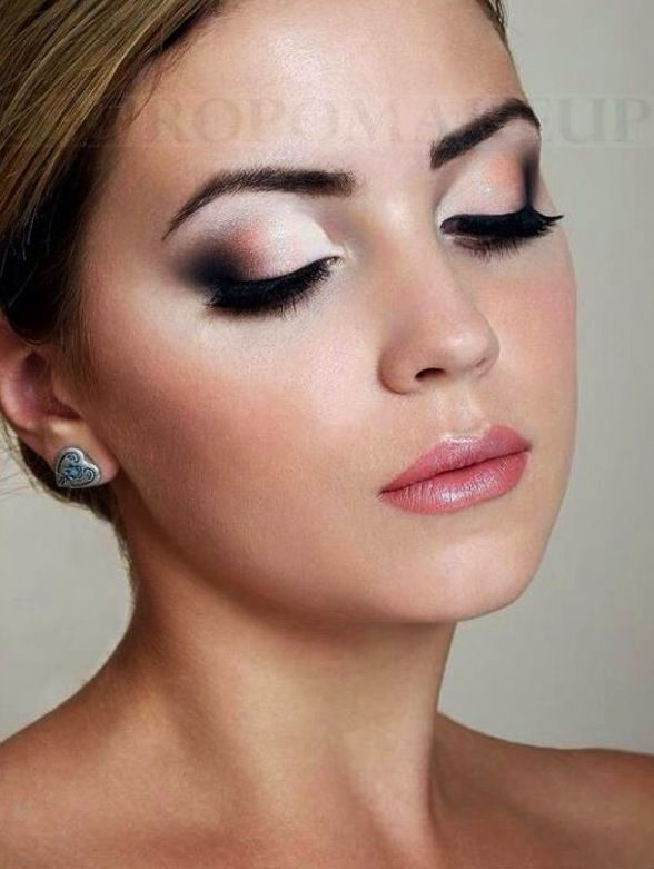 Full Face Makeup For Prom