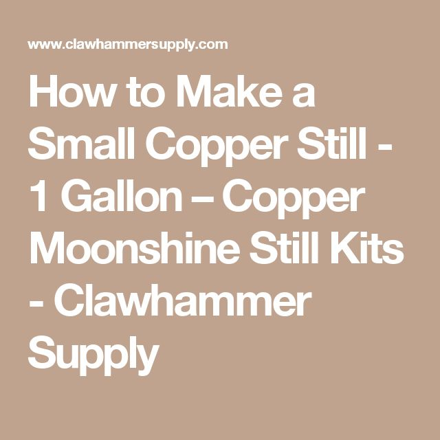 1000+ ideas about Copper Still on Pinterest | Copper ...