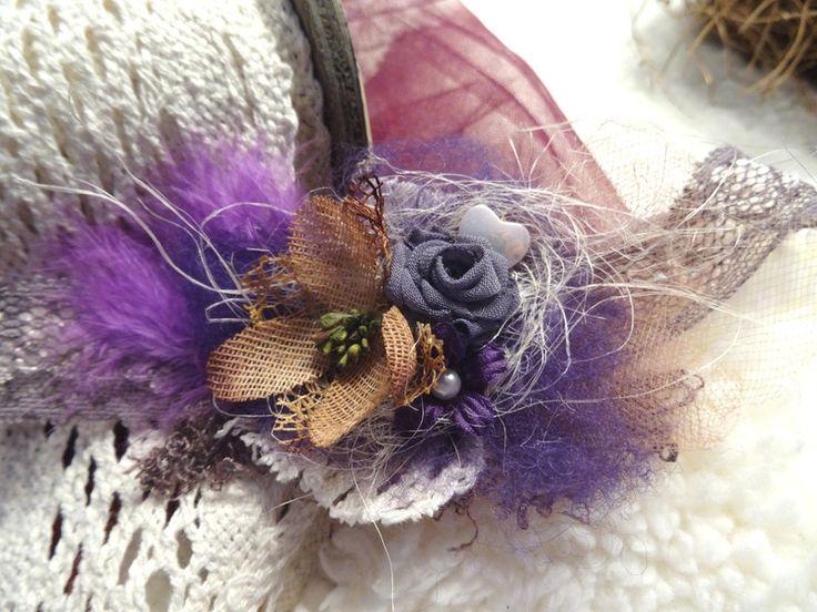 Haarbänder - Haarband Baby Fotografie newborn girl photo prop - ein Designerstück von moni-casa-exclusive bei DaWanda