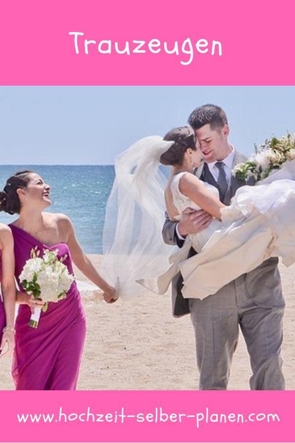 Die Trauzeugen Sind Ein Wichtiger Beistand Fur Das Brautpaar Und Sollten Daher Mit Bedacht Gewahlt Werden Nicht Immer Trauzeuge Brautpaar Trauzeugin Aufgaben