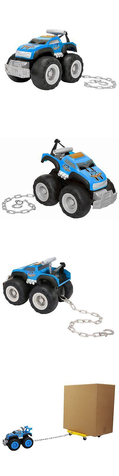 Toy Vehicles 145946: Max Tow Truck Turbo Speed Blue Truck, Kids Toy Play Vehicle -> BUY IT NOW ONLY: $44.2 on eBay!