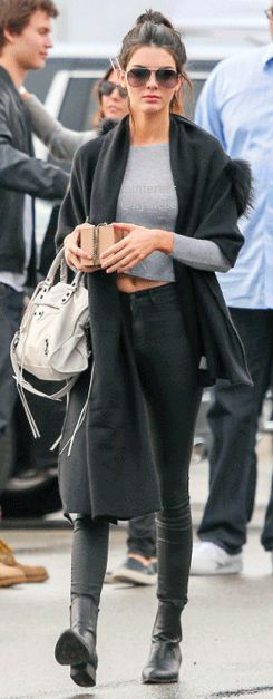I like the bag, but I think the only reason I am pinning this is because Ansel Elgort is in the background :P